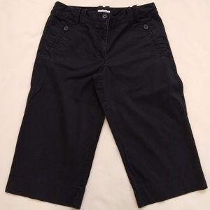 Ann Taylor LOFT | Bermuda Shorts Black
